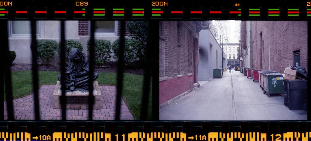 264/365: Beggar's Alley