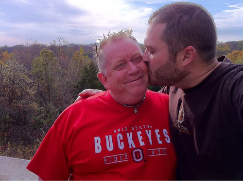 Gaying it up in Germantown, Ohio