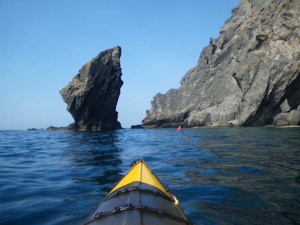 Cabo de Gata en kayak 353