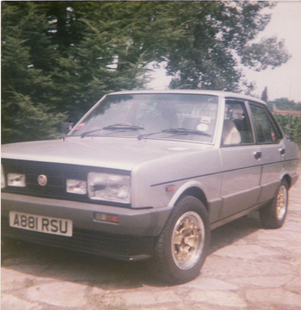Fiat 131 Mirafiori in regalo 5115061789_61066ca28c_b