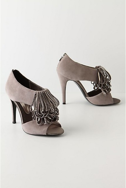 tuesday shoeday_flapper fringe peep toes_anthropologie