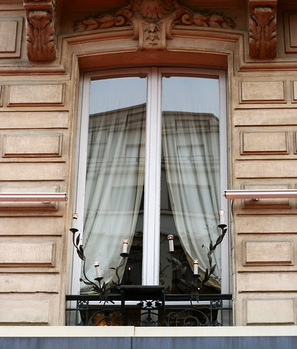 Paris Window