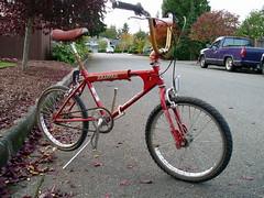 Old School Rampar R-10 BMX Bike (KurtClark) Tags: old school bmx bikes r10 rampar