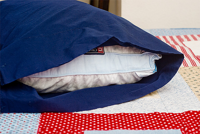 housewife pillowcases tutorial 1