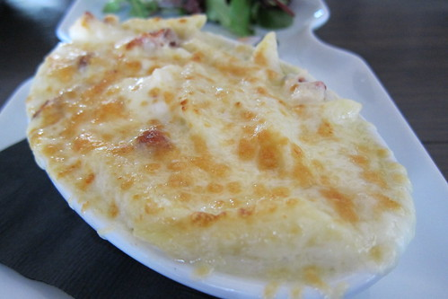 Sublime Food Lounge: lobster bacon mac 'n cheese