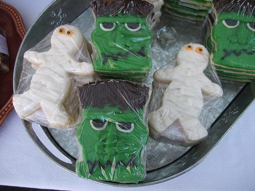 Monster Cookies at Sassafrass Bakery