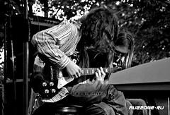 JAZZ (Fetiskin) Tags: blackandwhite music white black noir guitar live jazz blanc musique blancetnoir      usadbajazz