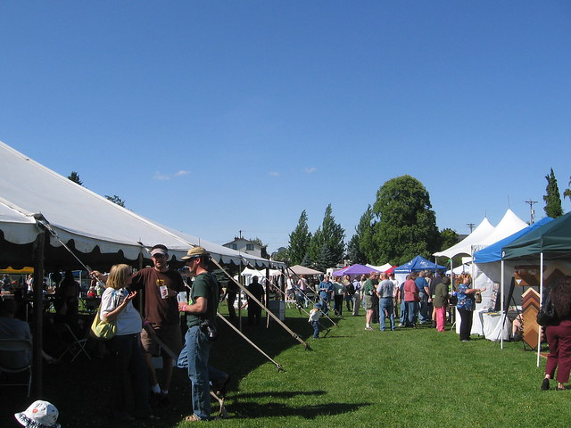Organic Beer Festival 2007