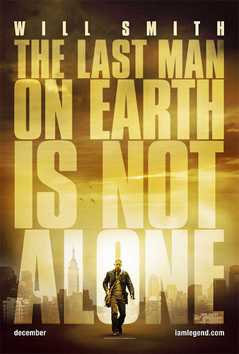 I Am Legend Poster / George Yang