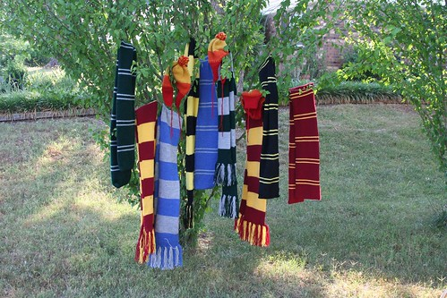 Harry Potter Scarves