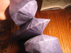 dimetrodon 018 (PhillipWest) Tags: origami paperfolding papiroflexia