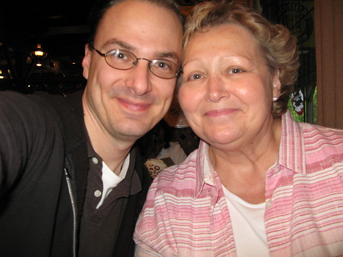 michael and mom