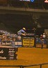 (.emily.) Tags: dallas jump jumping texas clown rodeo pbr actionshot toetouch barrelman flintrasmussen builtfordtoughseries