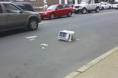 Murderous Air Conditioner, Garden Street