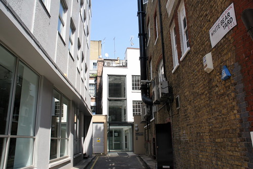 White Bear Yard, Clerkewell, London