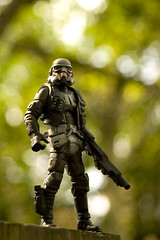 Rogue Trooper at post (pairadocs) Tags: trooper art statue toy actionfigure design starwars mod figure customized custom clone modding customs modded clonewars customizing customization clonetrooper pairadocs pairadocsdesignlab