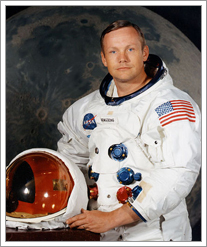 Neil Armstrong - The Man on the Moon