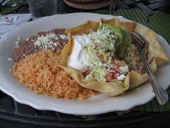 Taco Salad - Fiesta Mexicana