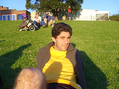 Socceroos fan (mithracox) Tags: game jets newtown