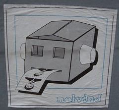 Faded Melvind (Reid Harris Cooper) Tags: streetart stickerart stickers faded upclose melvind billikid billikidbrand comboslap