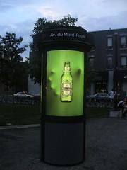 (:: L a m b d a y ::) Tags: light beer heineken pub ad montroyal advertissement