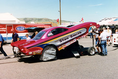 Stan Smith (twm1340) Tags: nhra drag racing denver co colorado bandimere speedway morrison car racer dragster topalcohol federalmogul alcohol funny flopper alky sportsman
