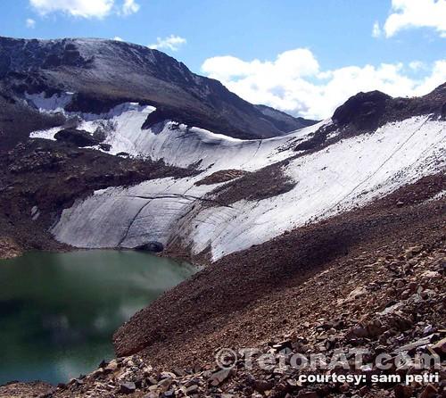 Grasshopper Glacier, Glacier Peak Montana
