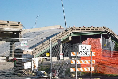 The I-35W Bridge Collapse, One Month Later