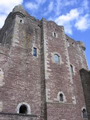 Doune Castle (edfinn) Tags: scotland honeymoon doune