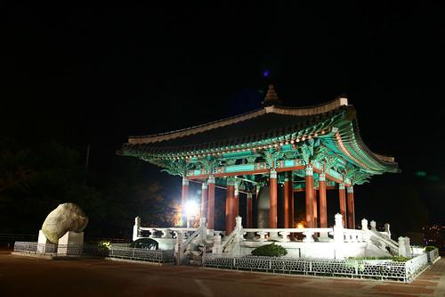 yongdusan park - 용두산 공원