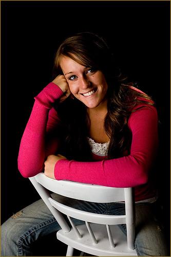 Mandy Senior Portrait
