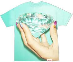Diamond Cold as Ice T shirt