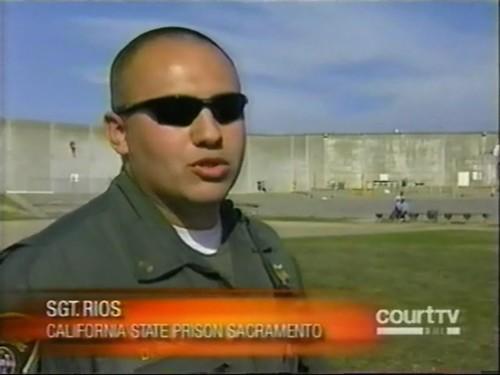 California Sacramento State Prison