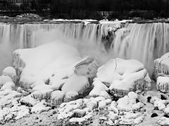 Niagara Falls (MLK6615) Tags: winter niagarafalls americanfalls