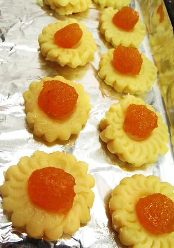 IMG_2441 Pineapple Tarts ,黄梨挞