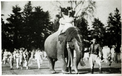Founder's Day: 1921-1932 Take a Trip Through Founder's Day Past
