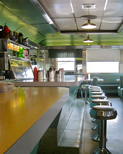 Forked River Diner - Interior