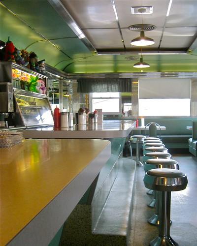 Forked River Diner - Interior