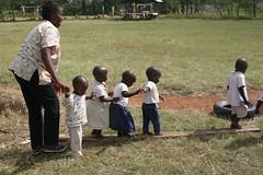 (Bread and Water for Africa UK) Tags: africa kenya eldoret caregiver lewachildrenshome breadandwaterforafricauk