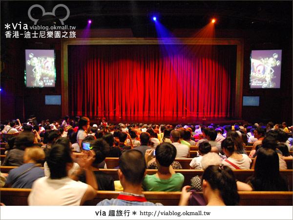 【香港自由行】跟著via玩香港(1)~爆走香港迪士尼樂園40