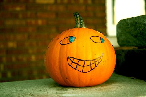 Eliza's Pumpkin