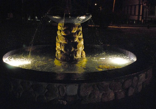 Bethel Common Fountain