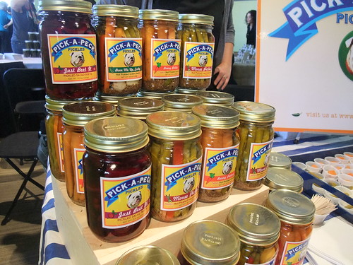 SFO Day 2: Various Pick-a-Peck Pickled Veggies