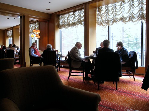 the bristol lounge, the four seasons