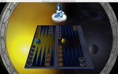 Backgammon - initial (1/8)