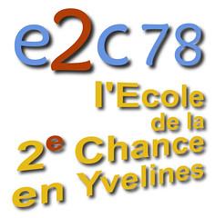 E2C 78 projet de logo