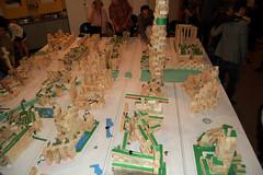 FUSE - Together! (amandamandapants) Tags: wood city urban building green vancouver design planning blocks population sustainable vag fuse density charrette
