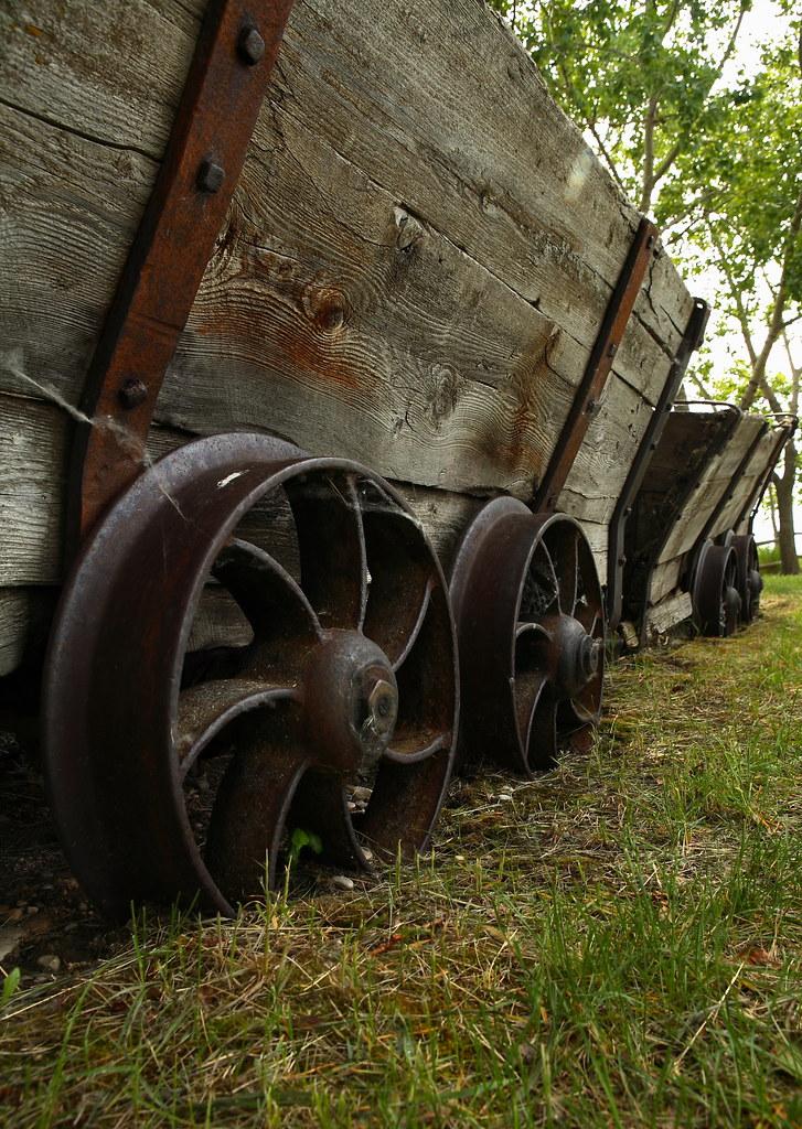 Steel Wheels