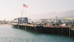Stearns Wharf, Santa Barbara (The Disillusioned One) Tags: santabarbara stearnswharf