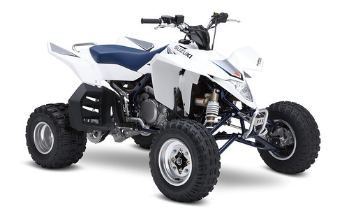 Suzuki Ltr  Quadracer Service Manual